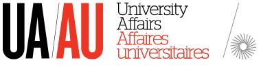 University Affairs Logo